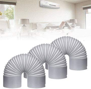 5.5 Inch Diameter 59 Inch Length Air Conditione Exhaust Hose For Range Hood Air Conditioner - Power Tool Accessories Other Accessories - 1 x Exhaust Hose - - Amazon.com