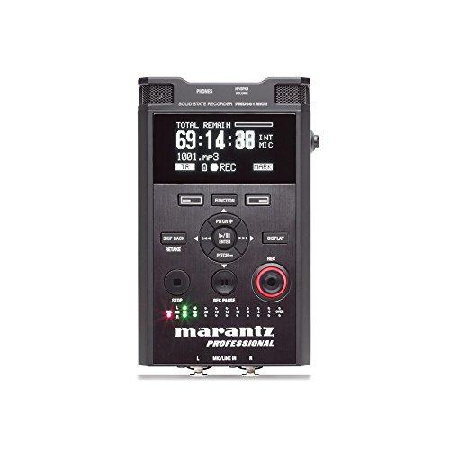(Marantz Professional Marantz Profesinal PMD 661 MKIII | Handheld Solid-State Recorder with File Encryption (PMD661MKIII))