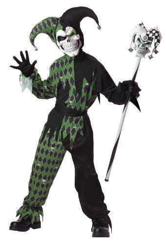 [California Costumes Jokes On You! Child Costume, Medium] (Boy Clown Costumes)