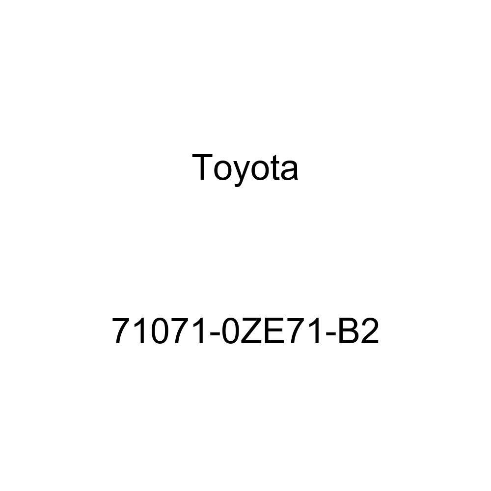 TOYOTA Genuine 71071-0ZE71-B2 Seat Cushion Cover
