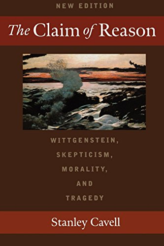 Pdf Medical Books The Claim of Reason: Wittgenstein, Skepticism, Morality, and Tragedy
