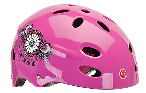 - Razor V-17 Child Multi-Sport Helmet, Daisy