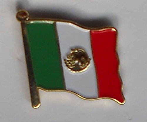 Pin / Badge Drapeau Mexique LetsCollect-it