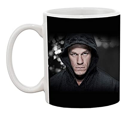 Buy Smart Etail Inc John Cena Ceramic Coffee Mug 1639 W Online At Low Prices In India Amazon In