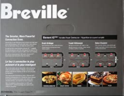 Amazon Com Breville Bov800xl Smart Oven 1800 Watt