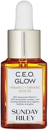 Facial Treatments: Sunday Riley CEO Glow