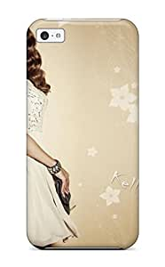 New Arrival Case Specially Design For Iphone 5c (kelly Brook With Nice Hair)