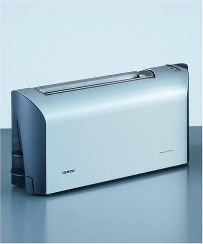 Häufig Amazon.de: Siemens TT91100 Langschlitz-Toaster Porsche Design NB01