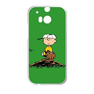 HTC One M8 Cell Phone Case White cartoon 15 LV7052655