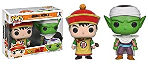 Pack 2 Figuras Pop! Dragon Ball Z Gohan and Piccolo Exclusive