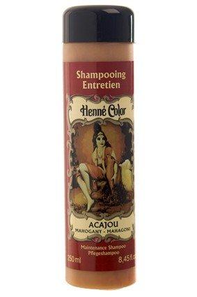 Mahogany Henne Natural Henna Hair Shampoo