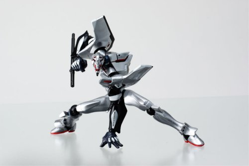 Revoltech Series No 013 EVA-04 Production Model by Kaiyodo Neon Genesis Evangelion Non Scale Pre-Painted PVC Figure