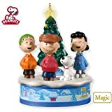 Hallmark Ornament Merry Christmas Charlie Brown - Peanuts Gang 2010