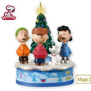 Merry Christmas Charlie Brown The Peanuts Gang 2010 Hallmark Keepsake Ornament