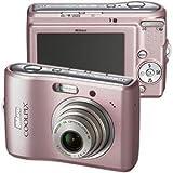 Nikon Coolpix L15 8MP Digital Camera with 3x Optical Vibration Reduction Zoom (Pink)