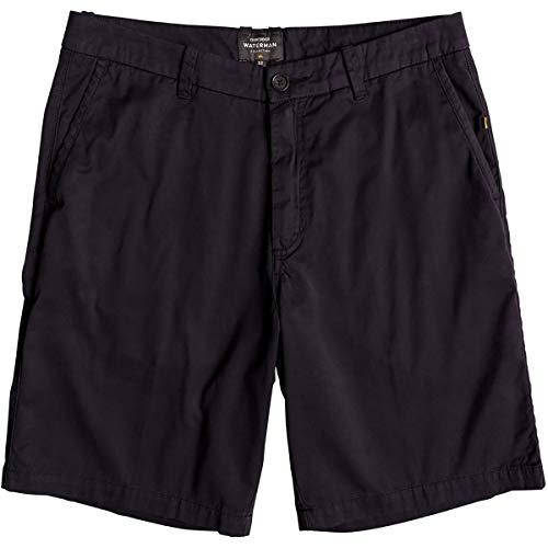 Quiksilver Men's Secret SEAS Walkshort Shorts, Black, -