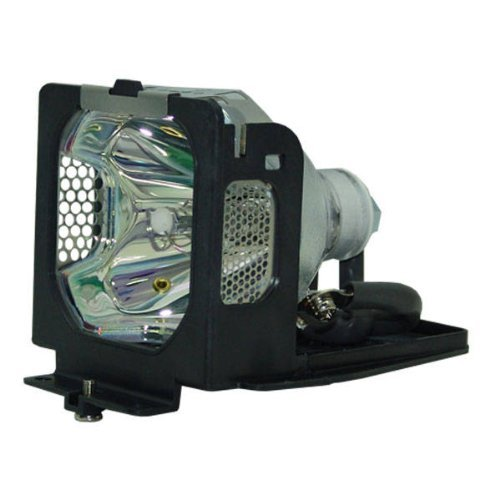 GloWatt 610-307-7925 / POA-LMP65 Projector Replacement Lamp With Housing for Eiki Projectors