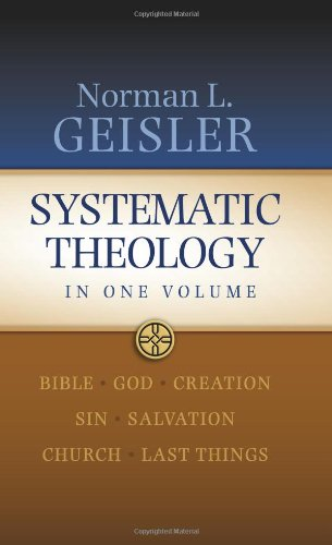 Systematic Theology: In One - In Dallas Texas Mall Best