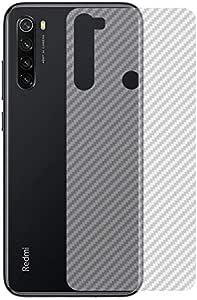 Carbon Fiber Sticker Film Transparent Protect Back for Xiaomi Redmi Note 8T
