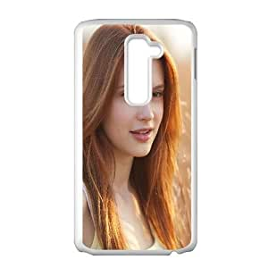 Alexia Fast Celebrity 0 LG G2 Cell Phone Case White Customize Toy zhm004-3879450