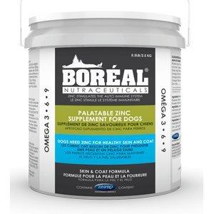 Boréal Palatable Zinc Supplement For Dogs 5.5 lb Tub