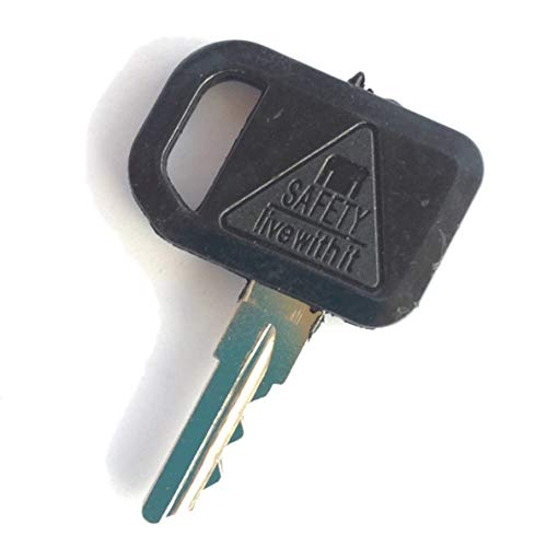 1 Ignition Key AM131841 for John Deere 622 600 1800 2020 2020A 2030A 850D 855D (John Deere Gator Key)