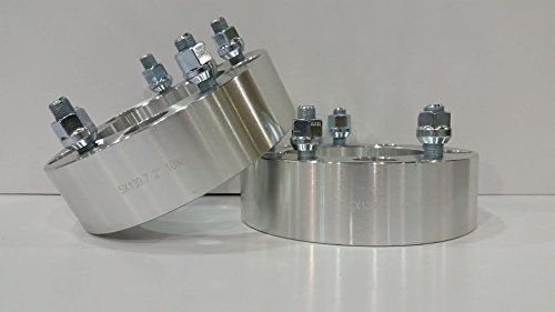 4 pcs Wheel Spacers 5x5.5 Adapters 2