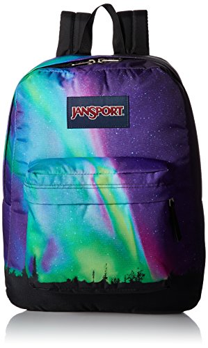 JanSport Unisex High Stakes Northern Lights Backpack