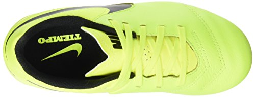 Pictures of NIKE Youth Tiempo Legend VI FG Cleats [Volt] (5Y) 5 M US Big Kid 2