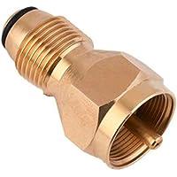 Propane Refill Adapter Lp Gas 1 Lb Cylinder Tank Coupler Heater Bottles Coleman Safe Legal Propane Bottle Refill…