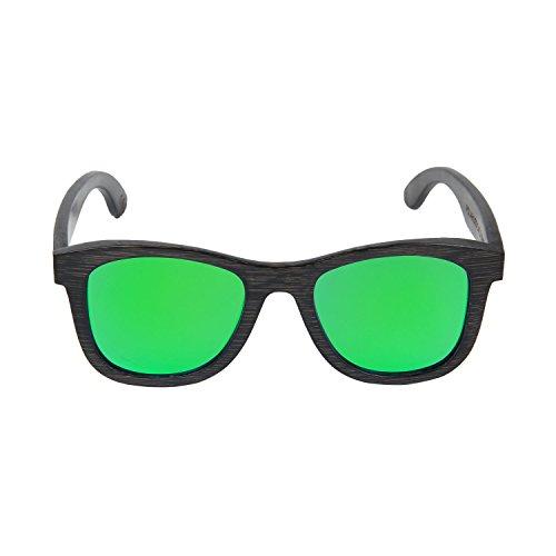 Verde Gafas hombre para de Naudamp sol HXSF0wq