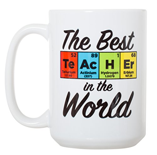 Best Teacher World Periodic Double Sided product image