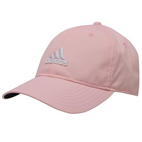 Adidas Cap Golf Tennis Schirmmütze rosa verstellbar atmungsaktiv UV ...