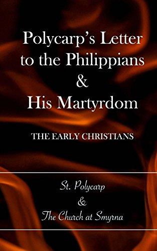 Amazon.com: Polycarp's Letter to the Philippians & His Martyrdom