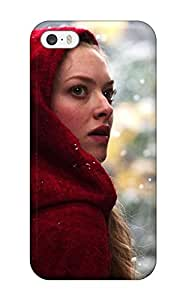 Cute Tpu CaseyKBrown Amanda Seyfried In Red Riding Hood Case Cover For Iphone 5/5s