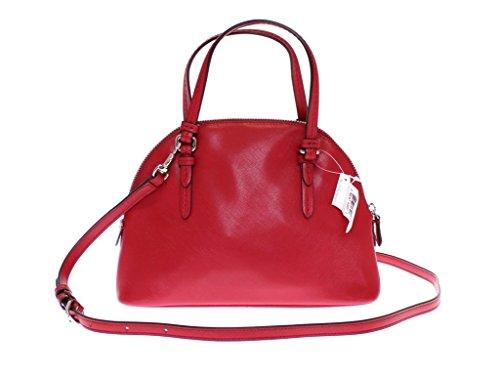 Guess F32582, Borsa a mano donna Rosso Red medium
