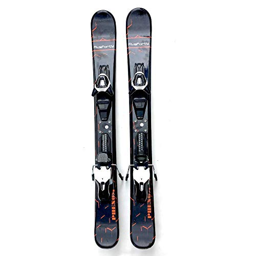 henom 99cm Skiboards Snowblades with Atomic Release Bindings 2019 ()