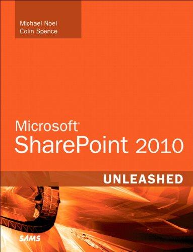 Microsoft SharePoint 2010 Unleashed Pdf