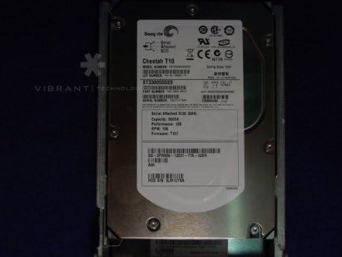 FW956 DELL 300GB SAS 3Gb//s 10K HDD