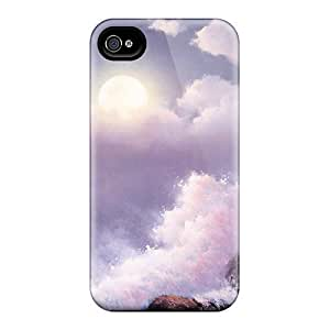 Iphone 6 Cases Slim [ultra Fit] Lighthouse In Storm Protective Cases Covers