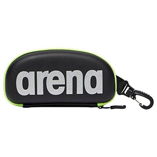 Arena 1E048 Etui pour Noir/Yellow Fluo