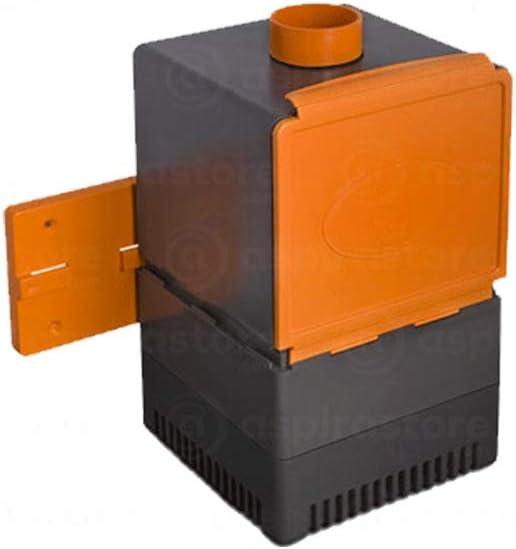 Central aspirador FLEXXY 230 V dimensiones compactas para pequeños ...