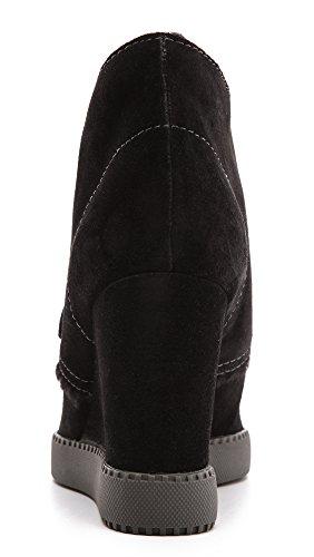 Black 38 Calf Stivaletti By Chloè See Crosta nxw6SWv