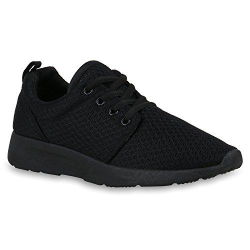 Bottes Paradis Unisexe Hommes Chaussures De Sport Course Sur Des Tailles Flandell Noir