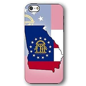 Georgia USA State Flag For LG G3 Case Cover Armor Phone Case