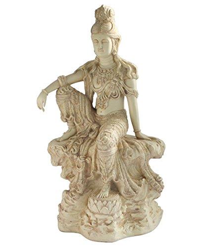 - Royal Ease Kuan-Yin, Stone Finish, Large