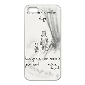 Customized Winnie the Pooh Hard Case For Apple Iphone 5 5S Cases GHLR-T415166