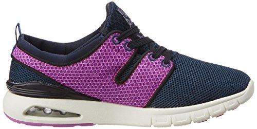 Navy purple Knights Blau 09 Sneakers Tempo British Damen wYXf6Rqq