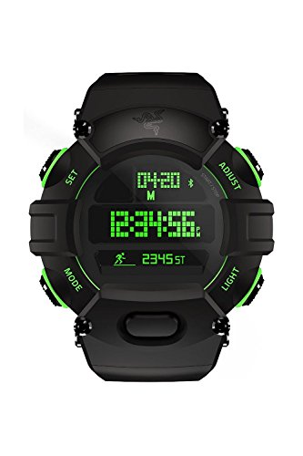 Razer USA RZ18-01560200-R3U1 Nabu Watch Smart Wristwear