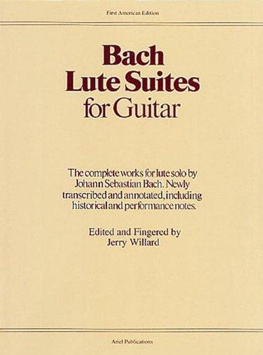 Guitar Ensemble Series - Lute Suites for Guitar (Classical Guitar Series)